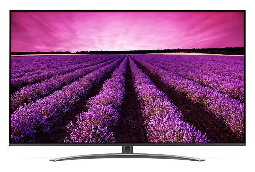 49'' LG NanoCell 4K TV - SM8200
