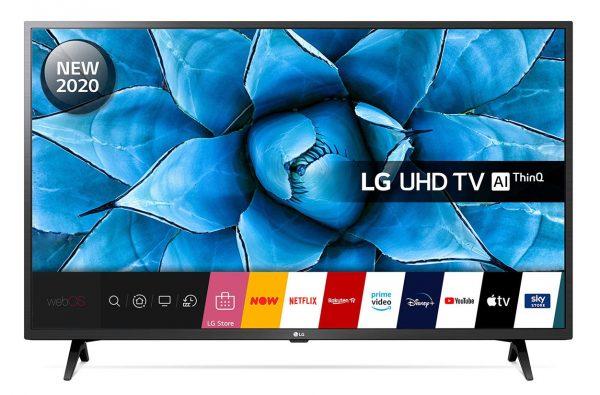4K UHD LED SMART TV LG 43 UN73003LC